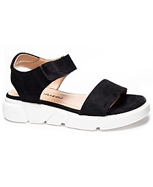 Dirty Laundry Ashville Flat Sandals