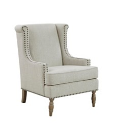 Savoy Accent Chair, Quick Ship
