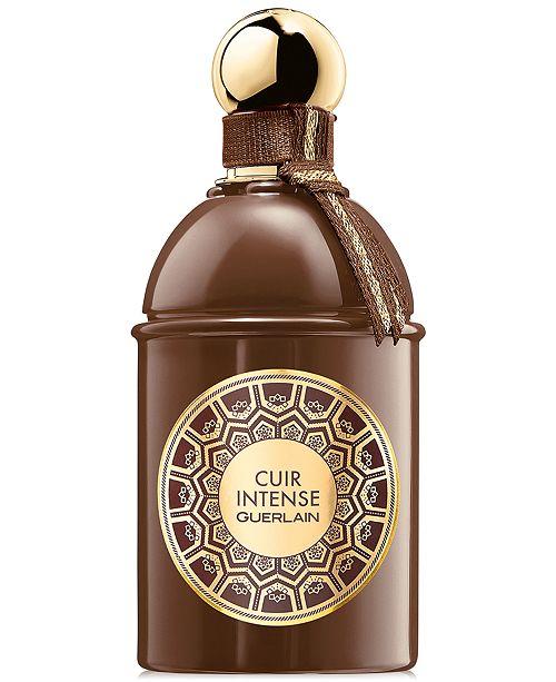 Guerlain Cuir Intense Eau de Parfum Spray, 4.2-oz.