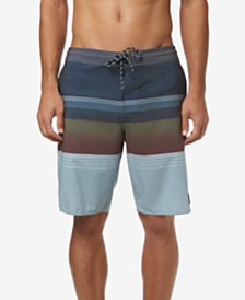 "O'Neill Men's Club Cruzer Stripe 20"" Board Shorts"