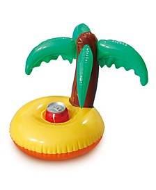 Play Tropical Palm Tree - Inflatable Swimming Pool Cup Holder