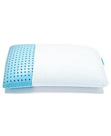 Blu Sleep Ice Gel Queen Low Profile Pillow