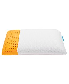 Blu Sleep Vitality Queen Low Profile Pillow