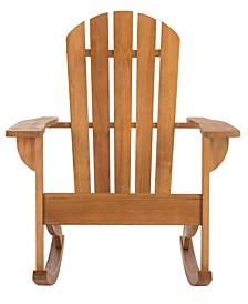 Brizio Adirondack Rocking Chair