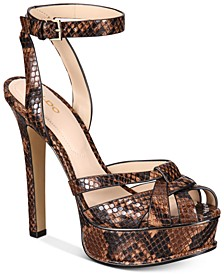 Lacla Platform Dress Sandals