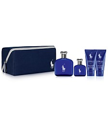 Ralph Lauren Men's 5-Pc. Polo Blue Eau de Toilette Gift Set