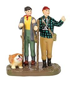 Trekking The Backcountry Figurines