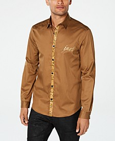 Men's Snake Trim Shirt