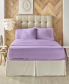 Five Queens Court Royal Fit 500 TC Cotton-blend King Sheet Set