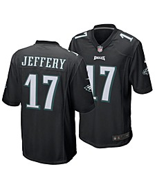 Men's Alshon Jeffery Philadelphia Eagles Game Jersey