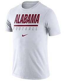 Nike Men's Alabama Crimson Tide Icon Wordmark T-Shirt