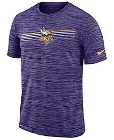 Men's Minnesota Vikings Legend Velocity T-Shirt