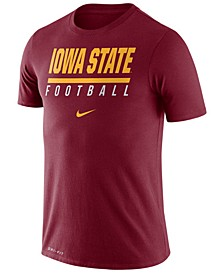 Men's Iowa State Cyclones Icon Wordmark T-Shirt