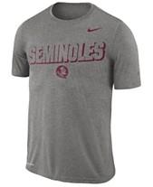 sale retailer 3dee3 fa697 Nike Men s Florida State Seminoles Legend Lift T-Shirt