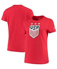Nike Women's USA National Team Evergreen Crest T-Shirt