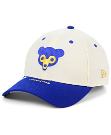 New Era Chicago Cubs Timeline Collection 39THIRTY Stretch Fitted Cap