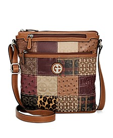 Patchwork Crossbody, Created for Macy's
