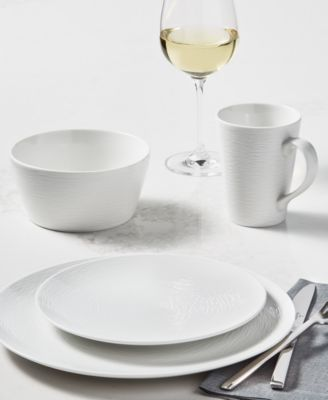 Swirl Coupe Dinner Plate