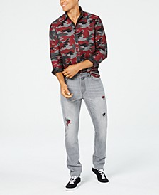 Frankie Camo Shirt & Jeans, Created for Macy's