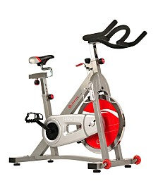 Sunny Health and Fitness Sf-B901B Belt Drive Indoor Cycling Bike