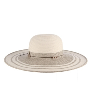 Tommy Bahama Braided Big Brim Floppy Hat