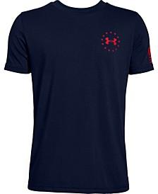Big Boys Freedom Flag T-Shirt