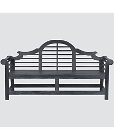 Ebsen Outdoor Bench, Quick Ship