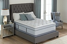 "Ambiance 16"" Plush Euro Pillow Top Mattress- Queen"