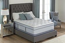 """Scott Living Vista 15.5"""" Cushion Firm Euro Pillow Top Mattress- Twin XL"""