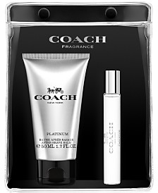Receive a Complimentary 2-Pc. Discovery Set with any large spray purchase from the COACH Men's fragrance collection