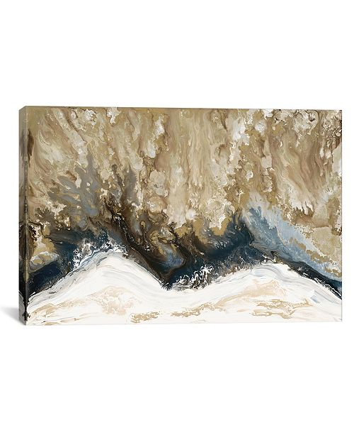 """iCanvas Elemental Wave by Blakely Bering Gallery-Wrapped Canvas Print - 18"""" x 26"""" x 0.75"""""""