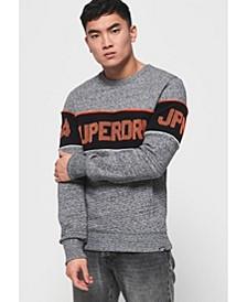 Men's Retro Stripe Sweatshirt