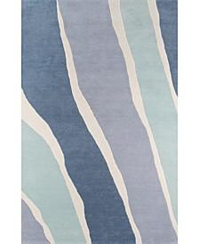 Novogratz Delmar Del-4 Blue 9' x 12' Area Rug