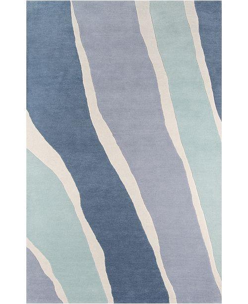 Novogratz Collection Novogratz Delmar Del-4 Blue 9' x 12' Area Rug