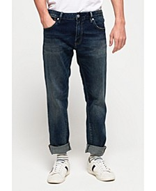Men's Daman Straight Leg Jeans