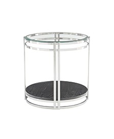 Caden Oval End Table