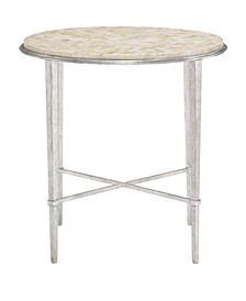 Solange Round Chairside Table