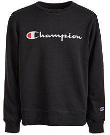 Champion Toddler Boys Embroidered Logo Sweatshirt