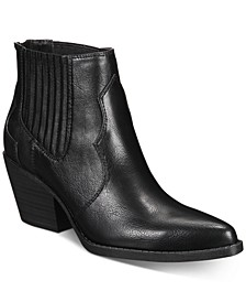 Alessia Ankle Booties