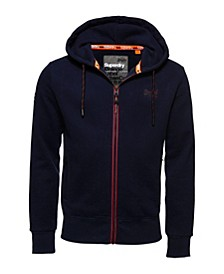 Men's Urban Zip-Up Hoodie