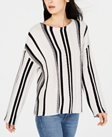 Weekend Max Mara Oppio Striped Wool Sweater