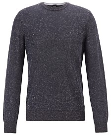 BOSS Men's Akylin Crewneck Sweater