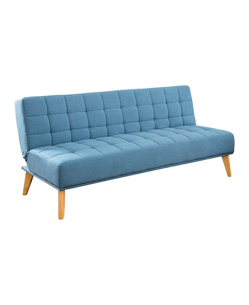 Surprising Jax 65 Convertible Sofa Futon Quick Ship Inzonedesignstudio Interior Chair Design Inzonedesignstudiocom