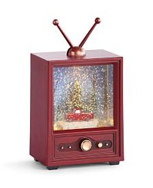 Napco TV Christmas Water Globe