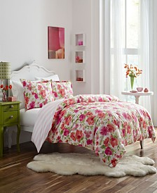 Poppy Fritz Buffy Comforter Sham Set, Full/Queen