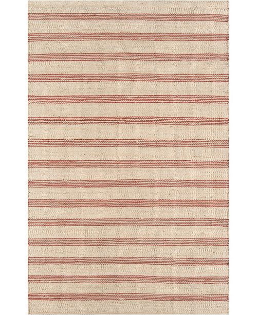 Novogratz Collection Novogratz Montauk Mtk-2 Terra Cott 5' x 7' Area Rug