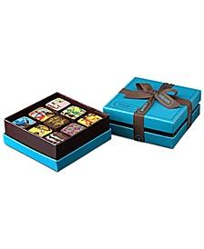 Ganache Blue Box 9-Piece
