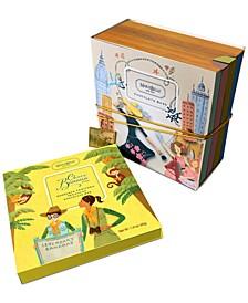 Chocolate Bar Library Gift Box