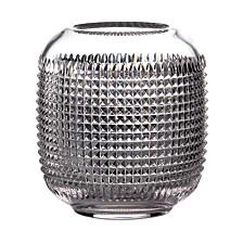 "Jeff Leatham Infinity 9"" Vase"