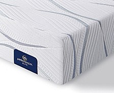 "Perfect Sleeper Carriage Hill II 11"" Plush Mattress- King"